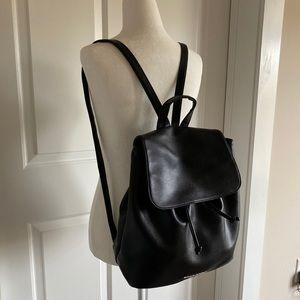VS Small Vegan Leather Backpack